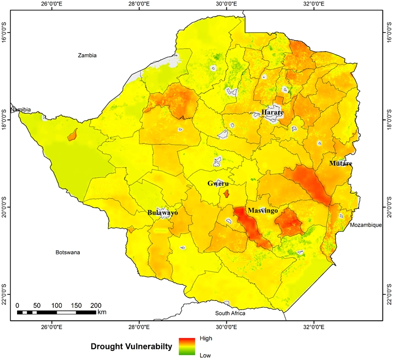 MONITORING IMPACTS OF DROUGHTS
